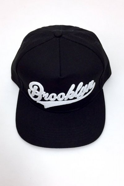 Czapka z daszkiem Brooklyn czarna