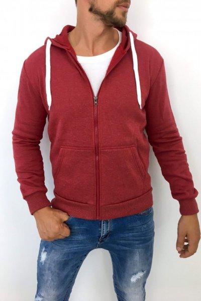 Bluza czerwona MPU-6611