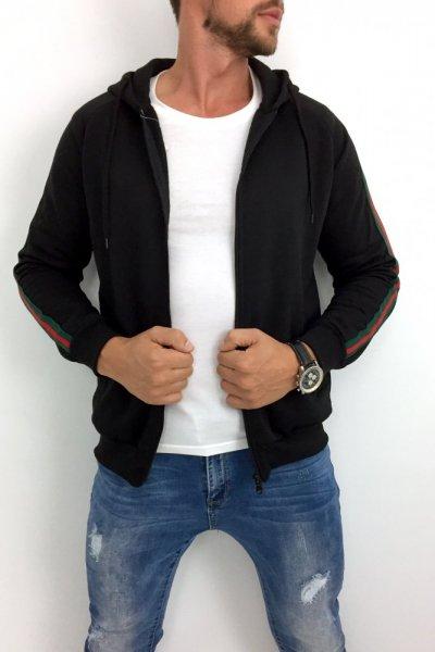 Bluza ala Gucci czarna 1