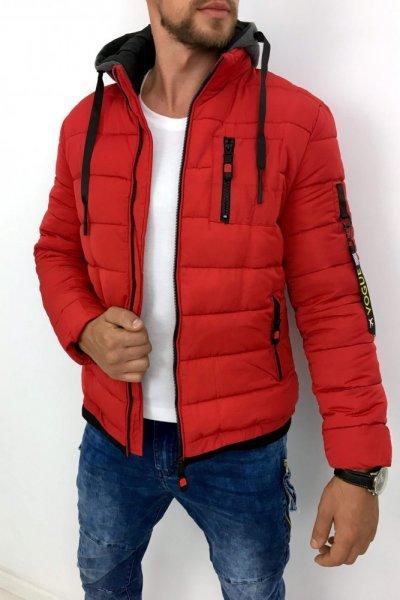Kurtka VOGUE czerwona 8331