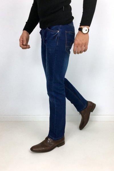 Spodnie Jeans 7502 prosta nogawka