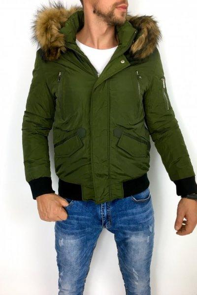 Kurtka zimowa ROS-316 Khaki