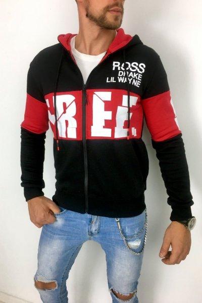 Bluza Free czarna