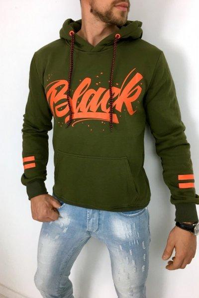 Bluza Black Khaki