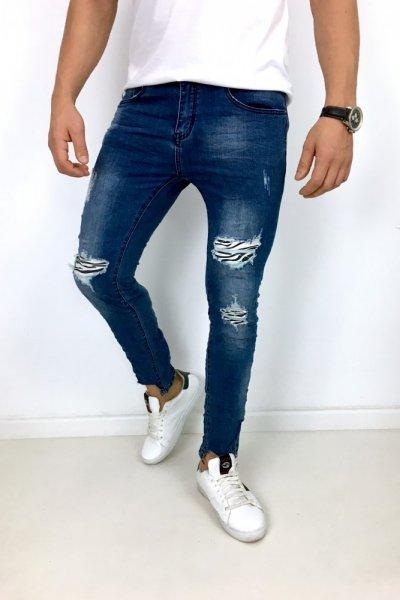 Spodnie jeans NC318020
