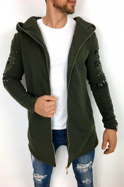 Bluza Ambi Long khaki LK-5090