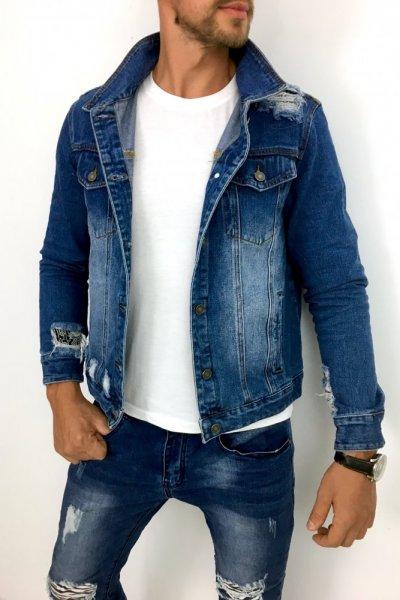 Kurtka jeans blue NO-005