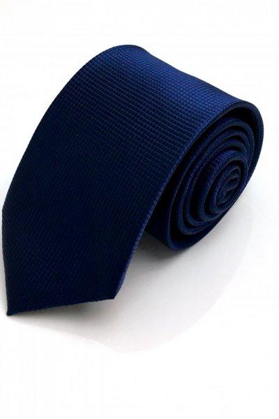 Krawat Klasyczny granat