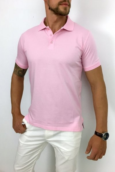 T shirt Polo Puder