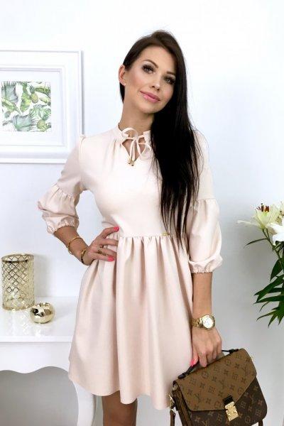 Sukienka GOYA - beige