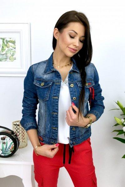 Katana/kurtka jeansowa damska NICE