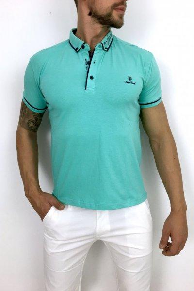 T shirt Polo H3 MIĘTOWA