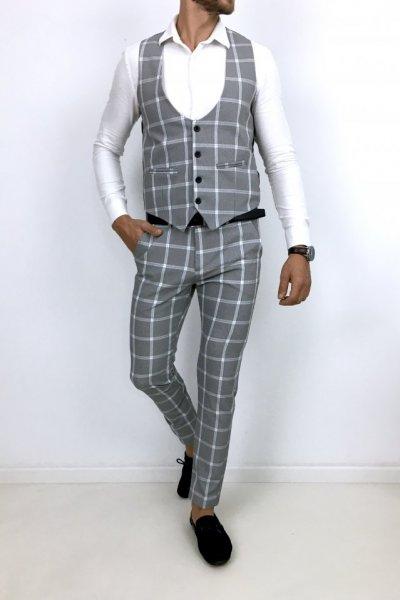 Komplet Huzar H5 kamizelka +spodnie