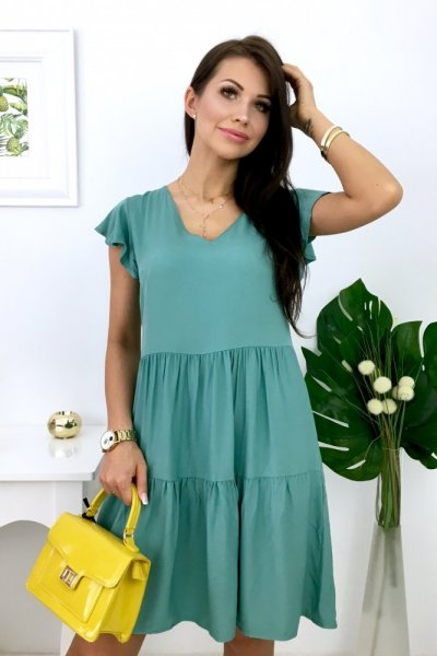 Sukienka RIMINI - blue