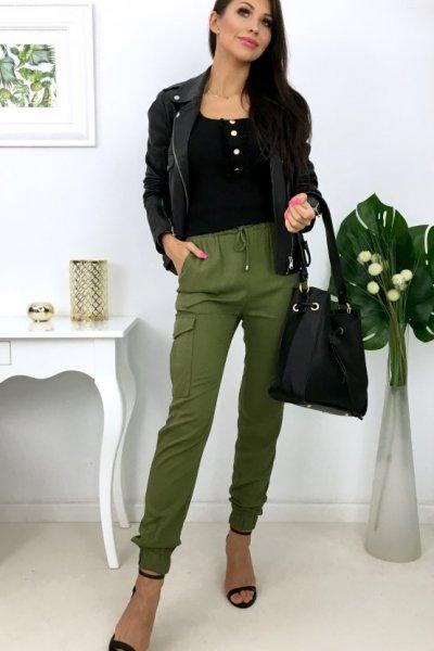 Spodnie bojówki CESS- khaki