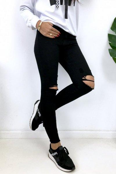 Spodnie jeans Naumy N510-1-black
