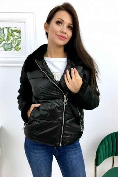 Kurtka COSMO - black