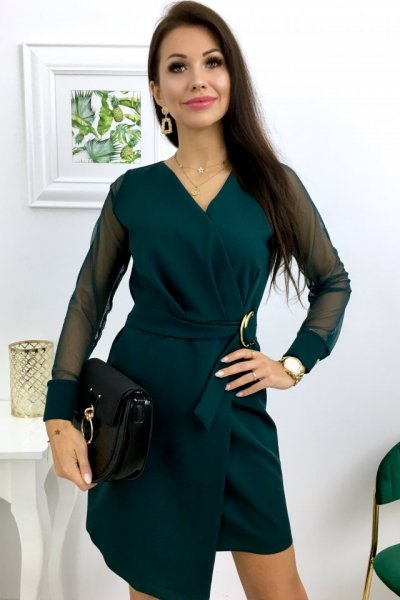 Sukienka VIKTORIA 2 - green
