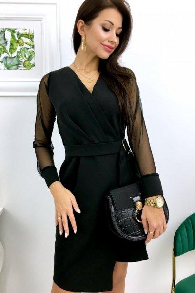 Sukienka VIKTORIA 2 - black