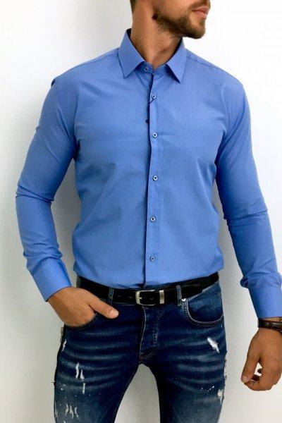 Koszula H5 - niebieska