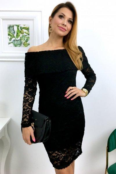 Sukienka koronkowa - MEGI (403 )