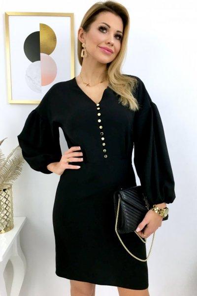 Sukienka ELEGANZA - black