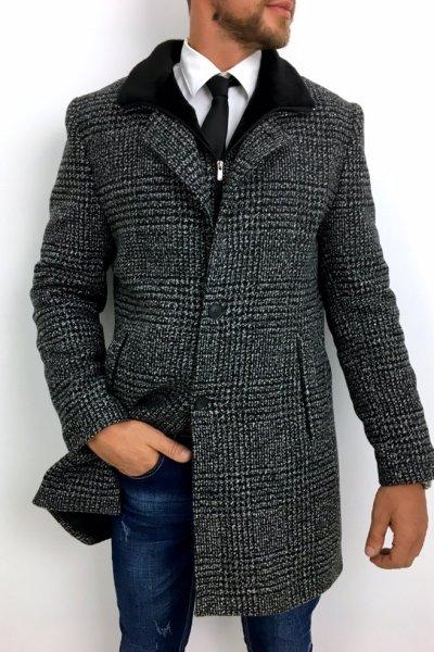 Płaszcz męski zimowy H11