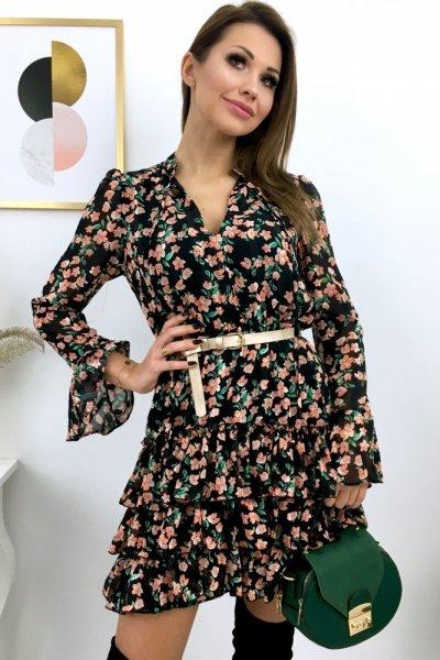 Sukienka VIVA - black
