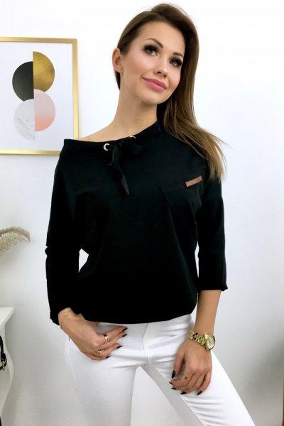 Bluza dresowa MEGG clasic - black