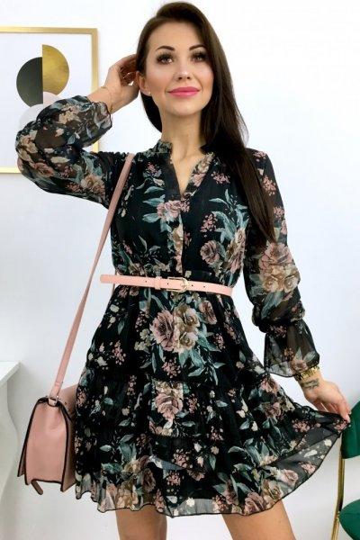 Sukienka ITALY - black