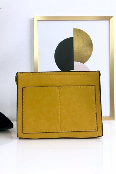 Torebka LUCY - yellow
