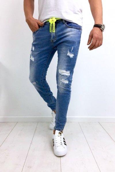 Spodnie Męskie jeans KA1726