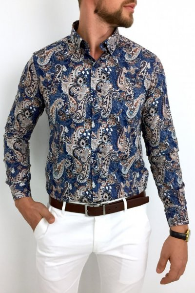 Koszula męska Ornament3