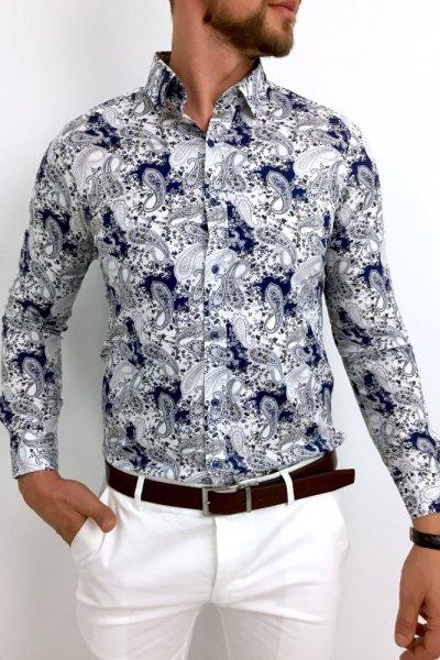 Koszula męska ornament 4