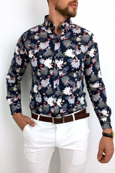Koszule eleganckie mystiqbutik.pl  vV81z