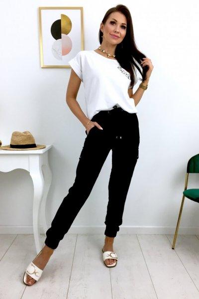 Spodnie bojówki CESS - black
