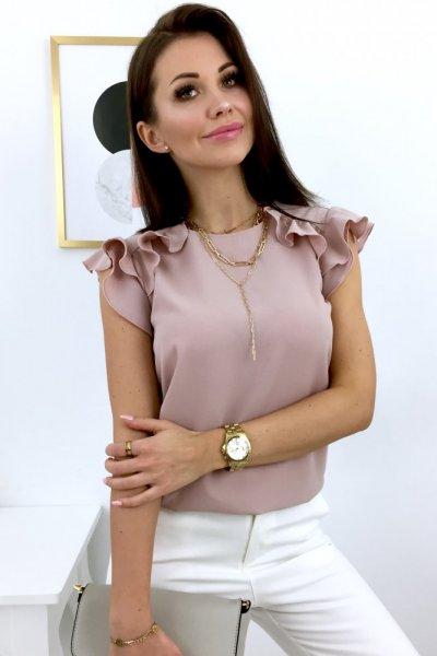 Bluzka NOVA motylek 2 - pink