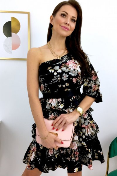 Sukienka LILU 2 - black