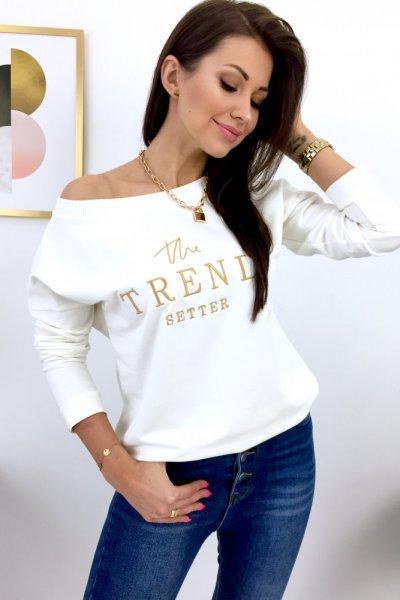 Bluza TREND - ecru