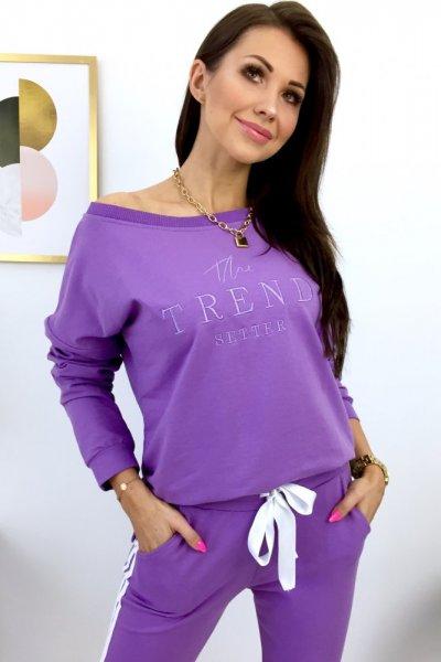 Bluza TREND - lila