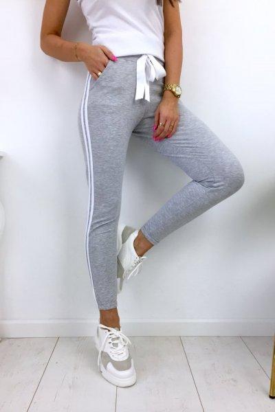 Spodnie dresowe MOTION - grey