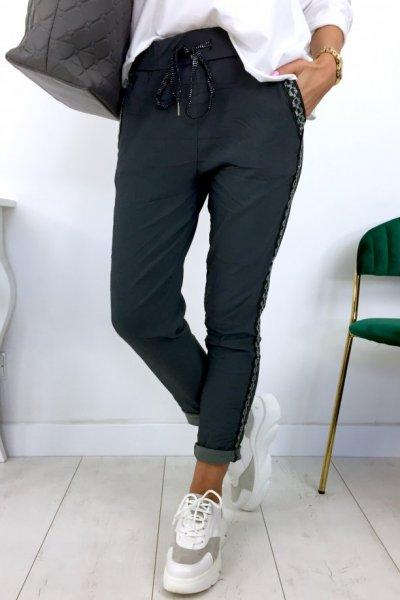 Spodnie BAGGY - grey