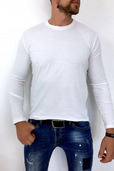 Longsleeve clasic 2 - white