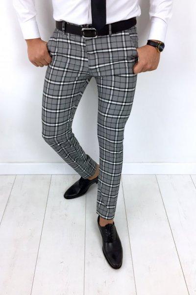 Spodnie męskie H1