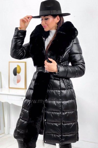 Płaszcz/kurtka LARA - black
