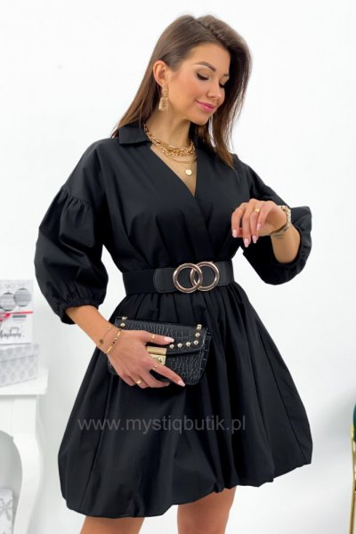 Sukienka VERONA - black