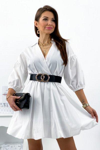 Sukienka VERONA - white