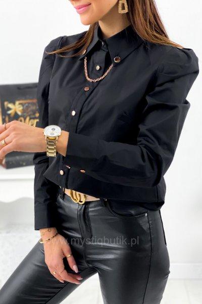 Koszula PREMIUM droll - czarna