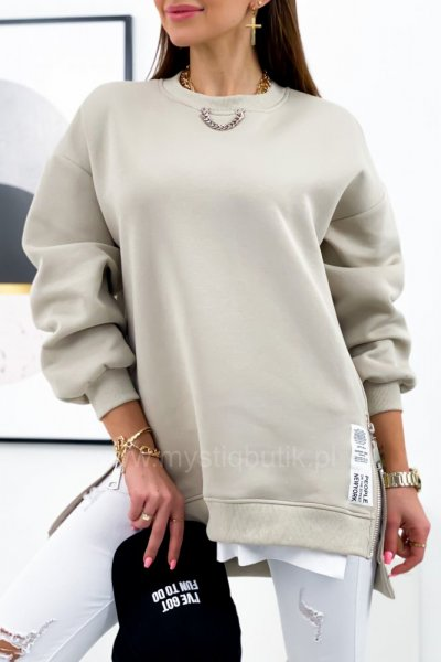 Bluza The STREET - taupe