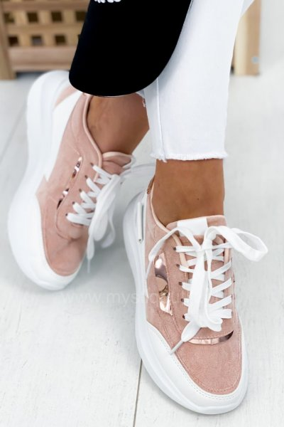 Adidasy/Sneakersy ZOE - pink